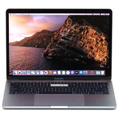 【中古】美品メモリ16GBAppleMacBookPro201713インチRetinaCorei57360U2.3GHzSSD256GBWebカメラUSキー英語キースペースグレイ中古パソコンノートパソコン本体テレワークA1708MPXQ2J/AOS変更オプションあり