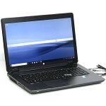 【中古】大画面17.3インチメモリ32GB&新品SSDHPZBook17Corei74800MQ2.7GHzQuadroK4100M512GB+750GBBlu-rayブルーレイWindows10LibreOffice無線LANBluetooth中古パソコンノートパソコン本体ワークステーション