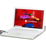 【中古】メモリ16GB新品SSD512GB東芝dynabookT553/67JWCorei74700MQ2.4GHz4コア8スレッドBlu-rayブルーレイWindows1015インチ無線LANWebカメラBluetoothLibreOffice中古ノートパソコン本体白ホワイト
