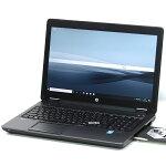 【中古】新品SSD512GBメモリ16GBHPZBook15QuadroK1100MCorei74700MQ2.4GHz15インチ高精細フルHDWindows10無線LANBluetoothテンキーDVDLibreOffice中古パソコンノートパソコン本体ワークステーション