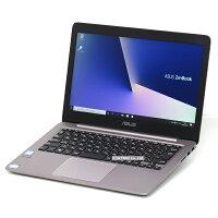 【中古】美品高精細フルHD大容量新品SSDASUSZenBookBX310UA第7世代Corei5メモリ8GB480GBWindows1013インチLibreOffice無線LANWebカメラBluetooth中古パソコンノートパソコン本体