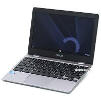 【中古】美品ASUSChromebookC223NCeleronN3350メモリ4GBeMMC32GBChromeOS11.6インチモバイル中古パソコンノートパソコン本体