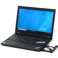 【中古】新品SSD搭載LenovoレノボThinkPadL570第6世代Corei5メモリ4GBWindows1015インチテンキー無線LANWebカメラBluetoothDVDマルチ中古パソコンノートパソコン本体メモリ増設オプションあり法人ビジネス黒ブラック