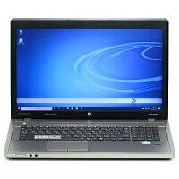【中古】大画面17インチ大容量新品SSDHPProBook4740sCorei53230M2.6GHzメモリ8GBRadeonHD7650MLibreOfficeテンキー中古パソコンノートパソコン本体シルバー