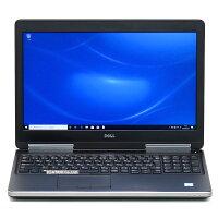 【中古】新品SSD1TBDELLPrecision7510第6世代Corei74コア8スレッドメモリ16GBQuadroM2000MWindows1015インチフルHD無線LANLibreOffice中古パソコンノートパソコン本体ワークステーションCAD