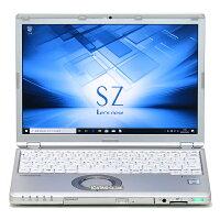【中古】高精細WUXGA液晶PanasonicLet'snoteパナソニックレッツノートSZ6CF-SZ6HDEVS第7世代Corei5メモリ8GBSSD256GBWindows1012インチ無線LANWebカメラBluetoothLibreOffice中古パソコンノートパソコン本体テレワーク