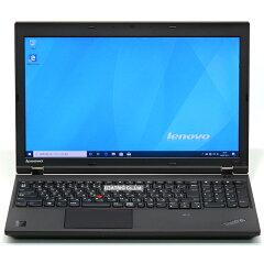 【中古】状態良MicrosoftOffice2019付属新品SSDLenovoThinkPadL540第4世代i5メモリ8GB256GB15インチテンキー無線LANBluetoothWindows10中古パソコンノートPCノートパソコン本体法人ビジネス黒ブラック