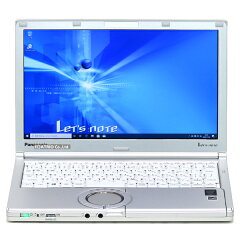 【中古】メモリ12GB新品SSDパナソニックレッツノートNX4第5世代Corei5256GB12インチ無線LANBluetoothLibreOffice中古パソコンノートPCノートパソコンモバイル本体