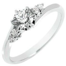 指輪 ダイヤモンド リング 一粒 プラチナ 大粒 ダイヤ ストレート 送料無料 LGBTQ 男女兼用