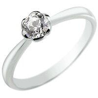 婚約指輪プラチナダイヤモンドソリティア一粒大粒エンゲージリングダイヤストレートレディースブライダルジュエリーウエディング