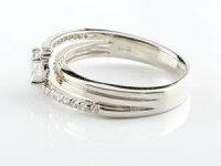 婚約指輪エンゲージリングダイヤモンドプラチナリングダイヤストレートレディースブライダルジュエリーウエディング