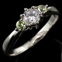 婚約指輪エンゲージリングプラチナダイヤモンドリングペリドット指輪大粒ダイヤダイヤモンドリングダイヤストレートレディースブライダルジュエリーウエディング