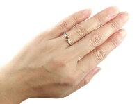 婚約指輪エンゲージリングプラチナリングガーネットダイヤモンドリング指輪一粒大粒pt900ストレート
