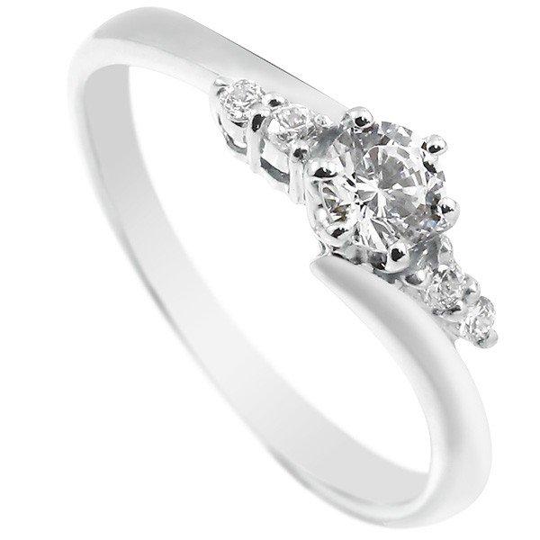 ブライダルジュエリー・アクセサリー, 婚約指輪・エンゲージリング  VS1 950