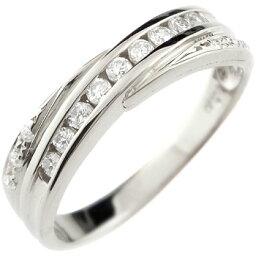 【ポイント10倍】プラチナ 婚約 指輪 エンゲージリング ダイヤモンド ダイヤ 婚約 指輪リング ストレート プレゼント 女性 送料無料 LGBTQ 男女兼用
