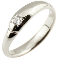 【送料無料】エンゲージリング婚約指輪ダイヤモンドプラチナリング指輪ダイヤモンドリングダイヤピンキーリングシンプル一粒ストレートレディースブライダルジュエリーウエディング