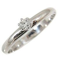 【送料無料】立爪ダイヤモンドリングプラチナリング婚約指輪指エンゲージリング一粒0.10ct指輪ダイヤストレートレディースブライダルジュエリーウエディング