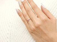 【送料無料】エンゲージリングイニシャルネームY婚約指輪ルビーダイヤモンドホワイトゴールドk18指輪アルファベット18金レディース7月誕生石人気