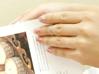 【送料無料】ファランジリングピンクトルマリンミディリングプラチナリング関節リング指輪ピンキーリング甲丸リングネイルリングレディース10月誕生石人気