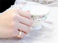 ハワイアンジュエリー結婚指輪マリッジリングペアリング人気ホワイトゴールドk18ピンクゴールドk18地金リング18金k18wgk18pgストレートカップル