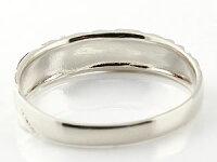 ハワイアンジュエリーペアリングダイヤモンド人気結婚指輪マリッジリングハートミル打ちホワイトゴールドk18ピンクゴールドk1818金ダイヤカップルプロポーズ記念日誕生日マリッジリング