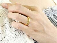 【送料無料】ハワイアンジュエリープラチナペアリングプラチナ結婚指輪マリッジリング地金リングリーガルタイプイエローゴールドk18幅広ミル打ち18金ストレート