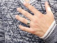 【送料無料】結婚指輪ペアリングハワイアンジュエリーホワイトゴールドk10イエローゴールドk10幅広指輪ハワイアンリング地金リング