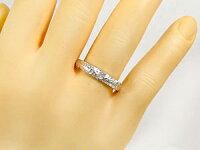 【送料無料】ハワイアンジュエリープラチナペアリング人気結婚指輪一粒ダイヤモンドマリッジリングpt900ダイヤストレートカップル
