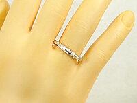 【送料無料】結婚指輪ハワイアンペアリング人気ホワイトゴールドk18イエローゴールドk18k182本セット地金リング18金k18wgk18ygストレートカップル