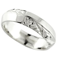 【送料無料】ハワイアンジュエリープラチナリング指輪幅広ハワイアンリング地金リングpt900ストレート