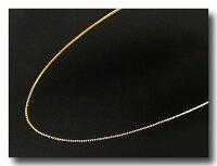 【送料無料】ネックレスイエローゴールドk18ベネチアンチェーンレディース45cm18金地金ネックレス