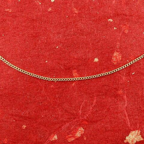 純金 喜平チェーン 22cm メンズ ブレスレット キヘイ 幅1.4ミリ k24 24金 チェーン 男性用 ファッション