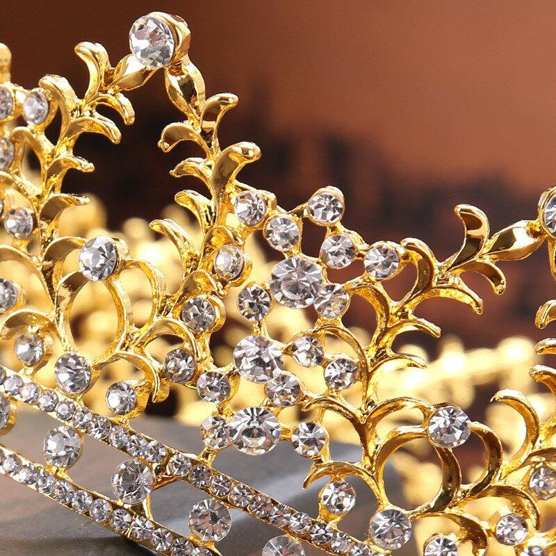 ティアラ クラウン ウエディング ヘアアクセサリー 花嫁 髪飾り 結婚式 パーティー 王冠 ヘッドドレス ブライダル レディース tiara あすつく
