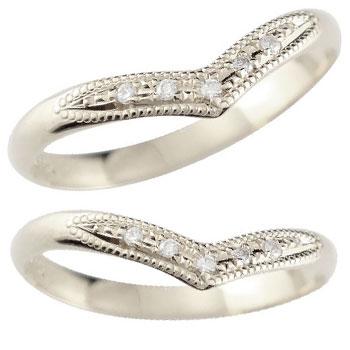 ブライダルジュエリー・アクセサリー, 結婚指輪・マリッジリング  V k18 18 2.3