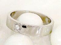 【送料無料】ペアリングプラチナ900ダイヤダイヤモンドソリティア結婚指輪マリッジリング結婚式ダイヤストレートカップル