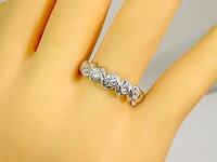 【送料無料】ペアリング結婚指輪マリッジリングダイヤダイヤモンドリングプラチナ900リング2本セット結婚式ストレートカップル