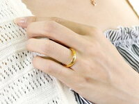 【送料無料】ペアリング結婚指輪マリッジリング地金リングリーガルタイプイエローゴールドk18幅広シンプル18金結婚式ストレートカップル