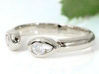 【送料無料】スイートハグリングペアリングプラチナ結婚指輪マリッジリングダイヤモンドダイヤフリーサイズリング指輪ハンドメイド結婚式ストレートカップル