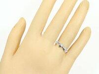 【送料無料】スイートハグリングペアリング結婚指輪マリッジリングシルバーリボンフリーサイズリング指輪ハンドメイド結婚式ストレートカップル