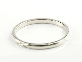 【送料無料】ペアリング結婚指輪マリッジリングダイヤモンドプラチナリングダイヤpt900極細華奢アンティーク結婚式ストレートペアリィーカップル