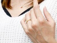 【送料無料】ペアリング結婚指輪マリッジリングイエローゴールドk10ホワイトゴールドk10k10wg極細華奢アンティーク結婚式ストレート10金ペアリィーカップル