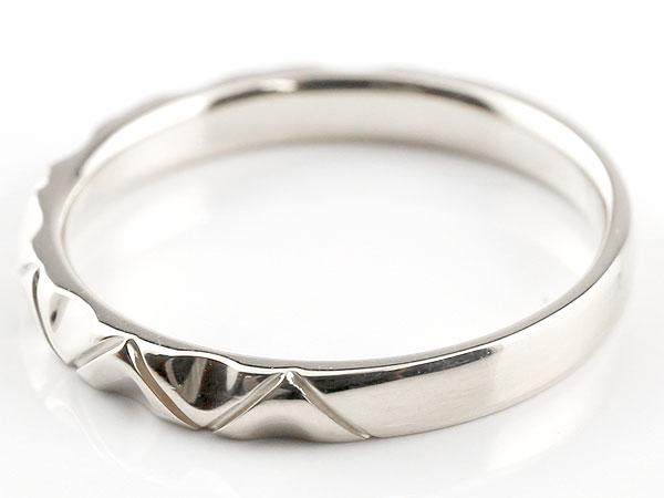 結婚指輪 ペアリング マリッジリング プラチナリング pt900 アンティーク 結婚式 ストレート 地金リング カップル ファッション パートナー