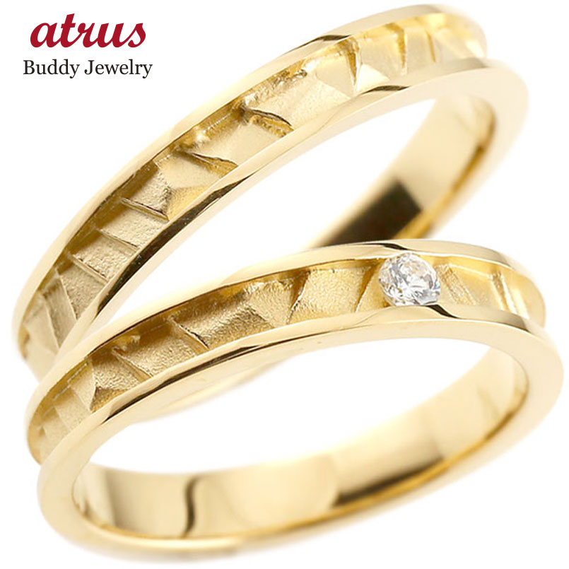 ブライダルジュエリー・アクセサリー, 結婚指輪・マリッジリング  k18 18