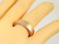 【送料無料】フルエタニティエンゲージリング婚約指輪ダイヤモンドホワイトゴールドk1818金ダイヤストレート