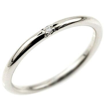 ピンキーリング ダイヤモンド シルバー925 極細 華奢 一粒 ダイヤ 指輪 婚約指輪 エンゲージリング ダイヤリング sv925 妻 嫁 奥さん 女性 彼女 娘 母 祖母 パートナー