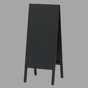 A型看板TBD94-1チョーク用黒板・木製・両面