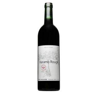原茂ワイン[ハラモルージュ 720ml]赤ワイン 日本ワイン 国産 山梨