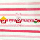 ミキハウス正規販売店/ミキハウス mikihouse 【BOX M付】ボーダーTシャツ上下セットギフト〈フリー(70・80cm)〉 3