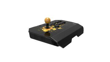 QanbaDrone(クァンバドローン)アーケードジョイスティック(PlayStation®4/PlayStation®3/PC対応)本格的なアケコンと同じ30mmボタン8個レイアウトを採用
