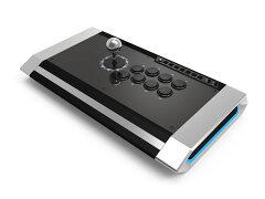 【予約受付中・2018年1月25日発売予定】QanbaObsidian(オブシディアン)アーケードジョイスティック(PlayStation®4/PlayStation®3/PC対応)三和電子製ジョイスティックレバー、押しボタンパーツを採用した上位モデル